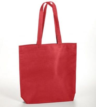bolsa termoselladas en rojo