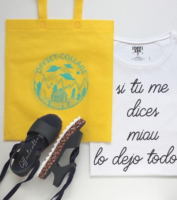 bolsas de tela impresas con logo