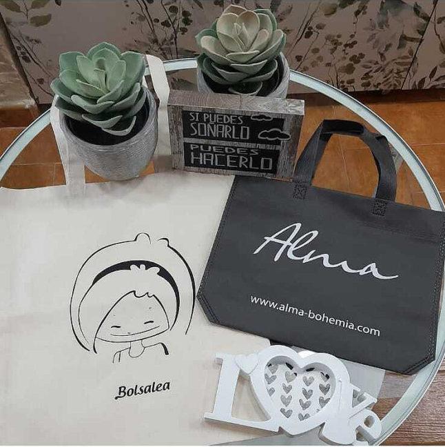 Venta de bolsa para tienda de ropa