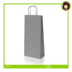 bolsa de papel para vino