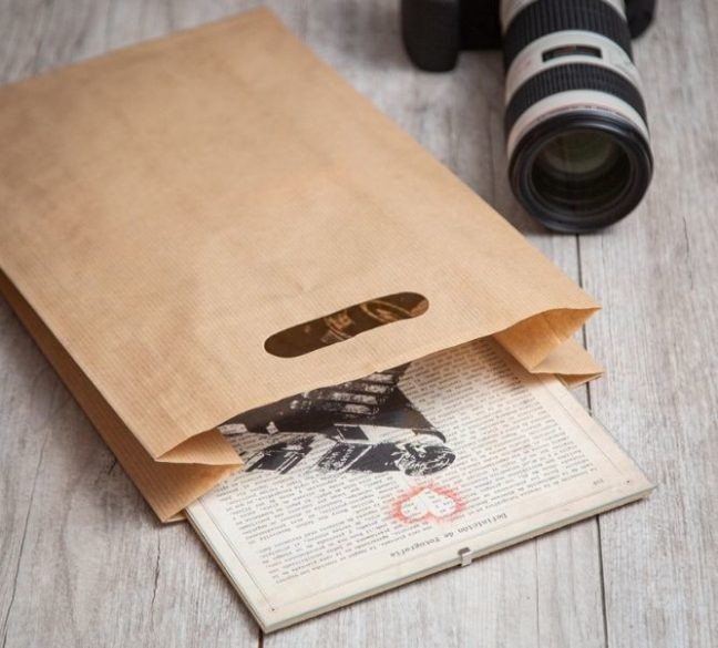 Bolsas por mayor de papel