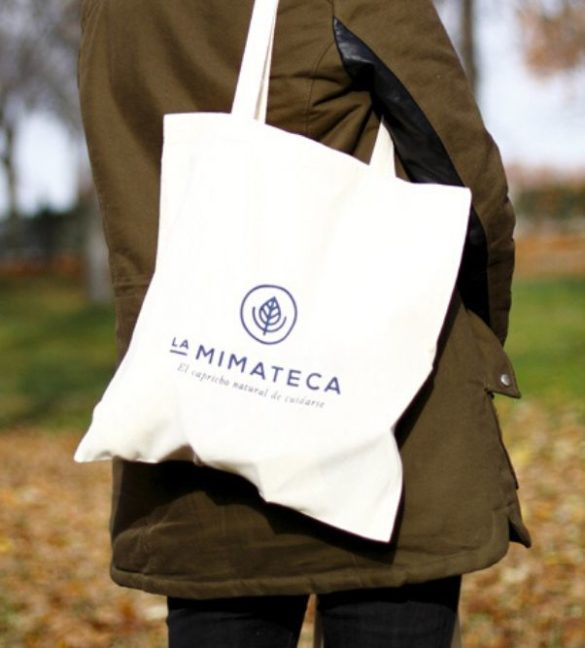 Bolsas algodón orgánico personalizadas