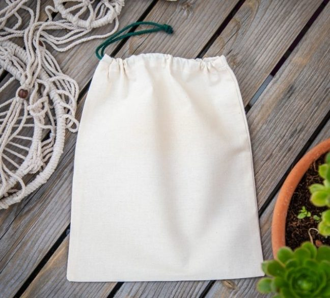 Bolsas de algodón por mayor