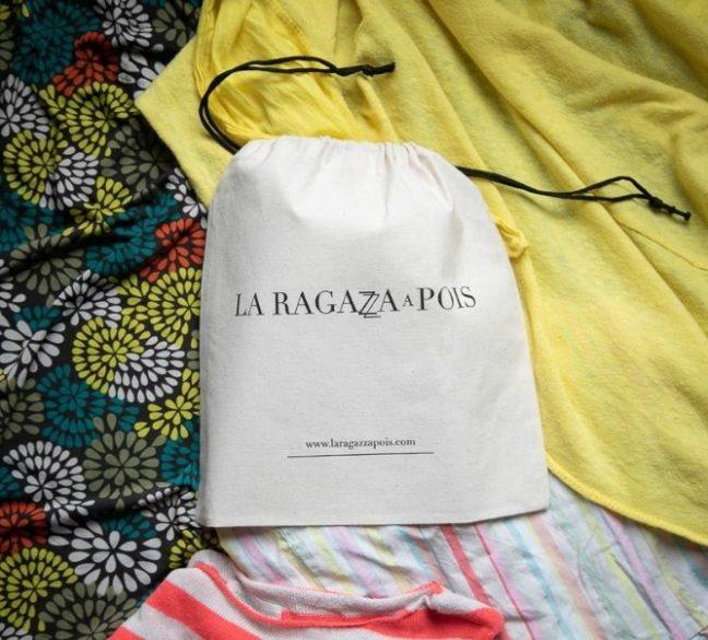 Bolsas con logo impresas