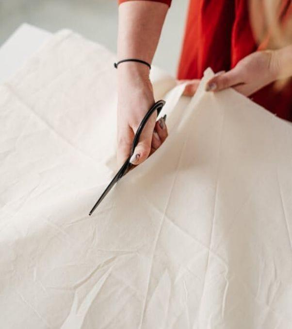 Bolsas de algodón para estampar