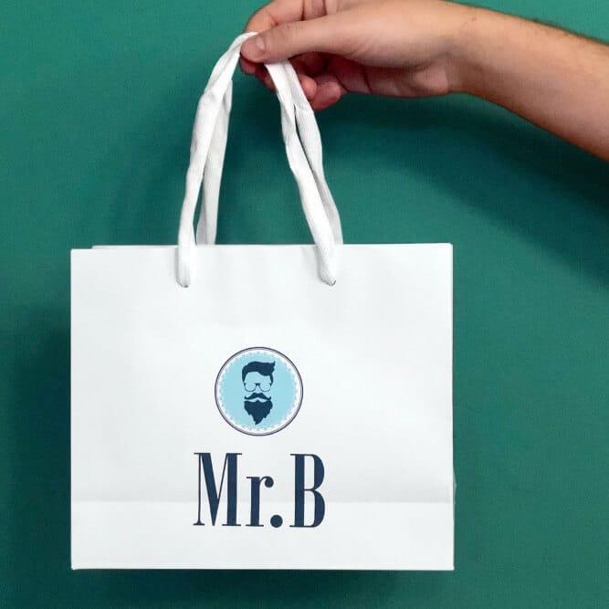 Bolsas de lujo personalizadas