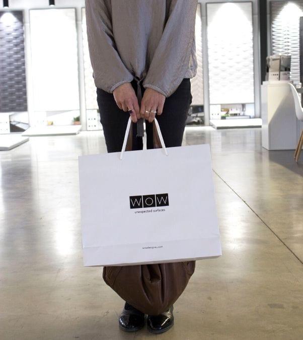 Cómo personalizar  bolsas