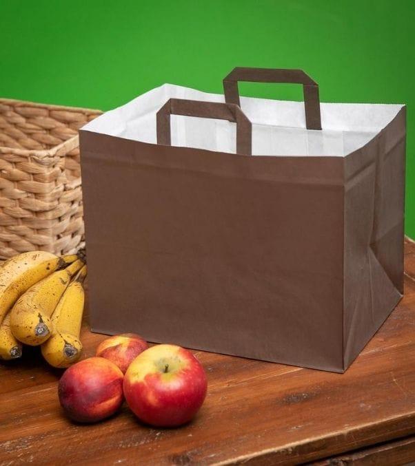 Bolsas para llevar comida