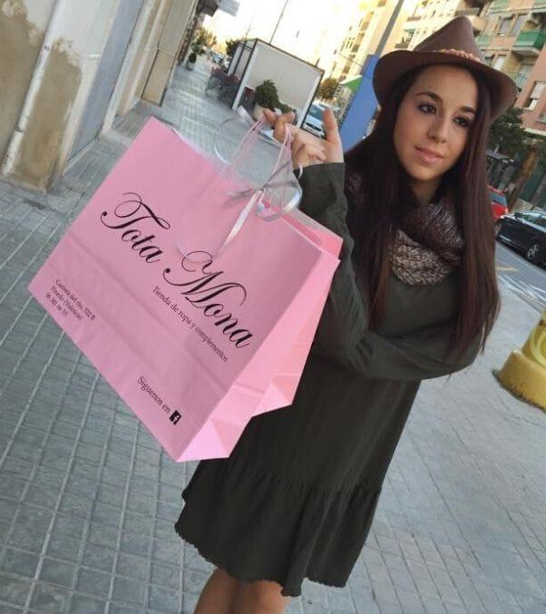 Comprar bolsas personalizadas
