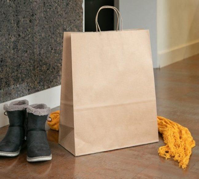 bolsas de papel baratas al por mayor