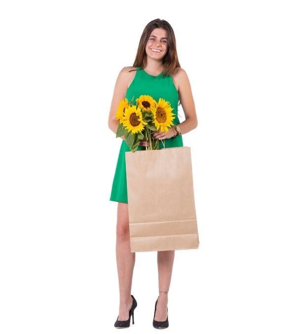 Material de bolsa ecológicas