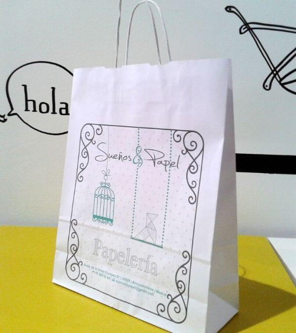 Dónde personalizar bolsas de papel