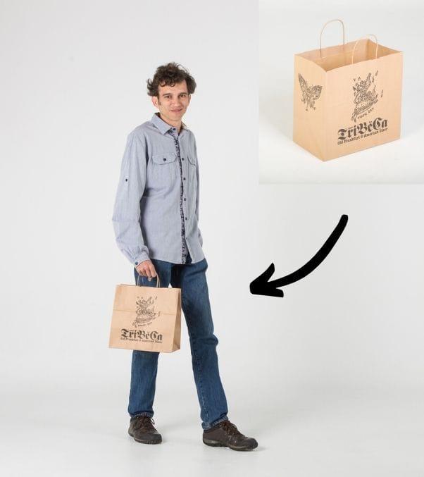 Bolsas para guardar alimentos