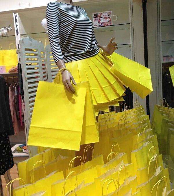 Bolsas de papel por mayor comprar