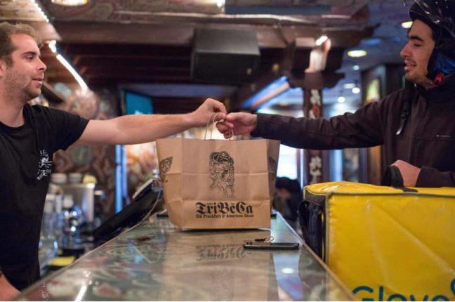 Bolsas de papel para llevar comida comprar