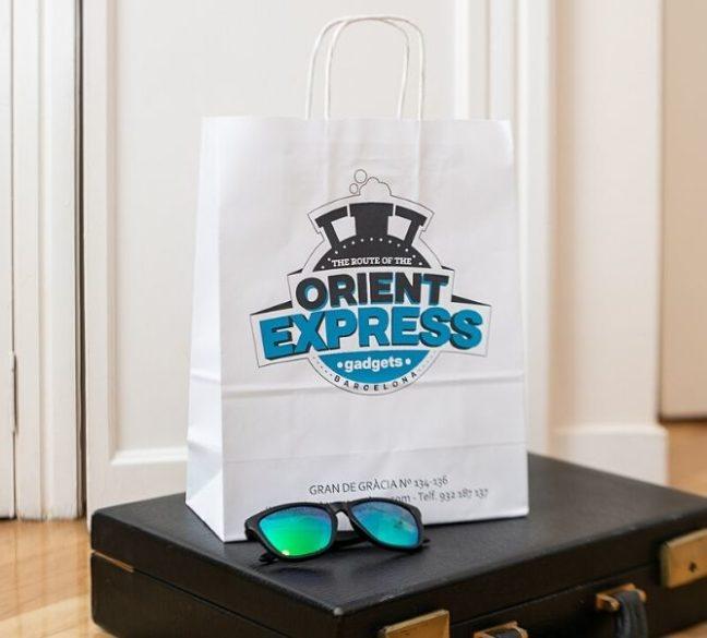 Bolsas de papel personalizadas por mayor