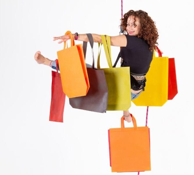 Comprar bolsas de tela originales