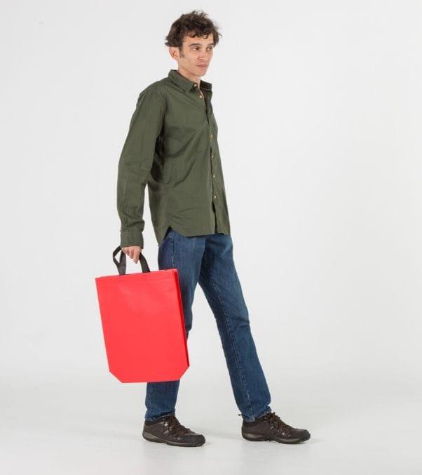 Comprar bolsa de tela para tiendas