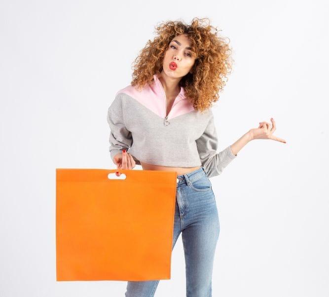 Comprar bolsas tst tejido sin tejer al por mayor