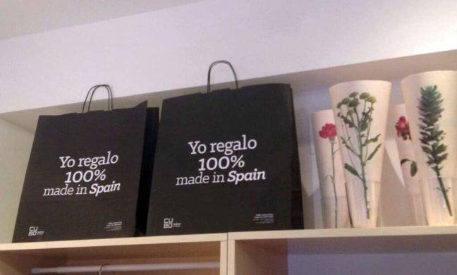 Bolsas fabricadas en España