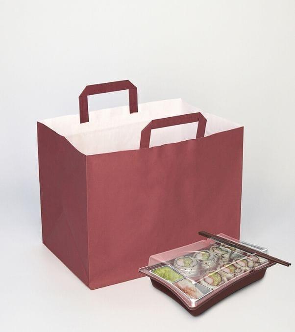 Bolsas de papel para comida