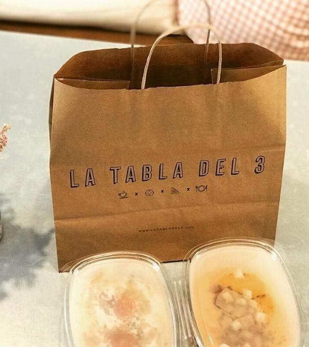 Bolsas de papel kraft para comida