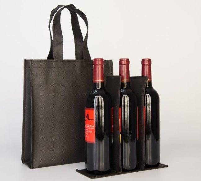 Bolsas para botellas de vino baratas