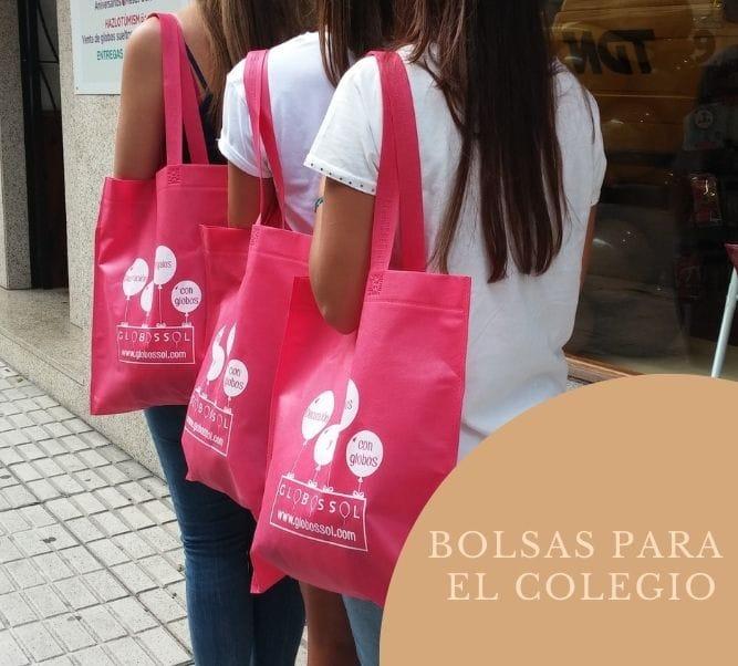 Comprar bolsas para el colegio