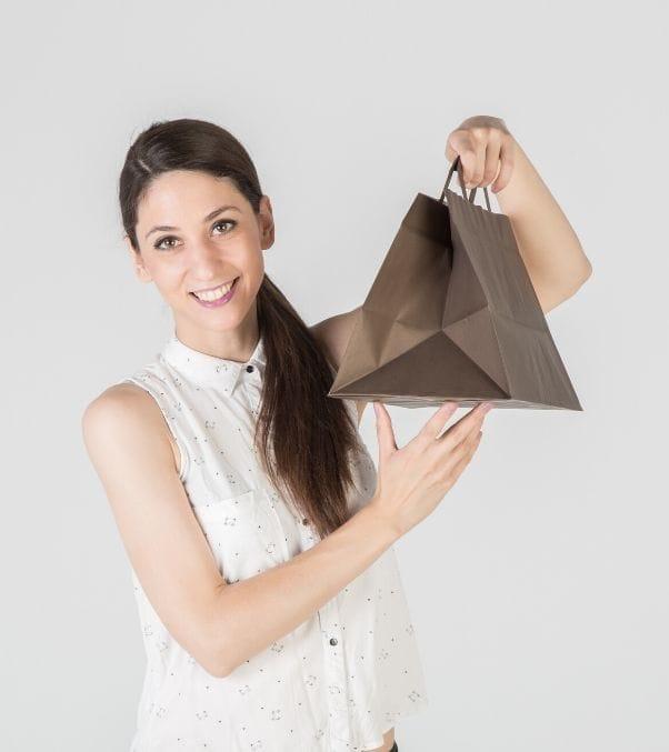 Bolsas para empacar comida