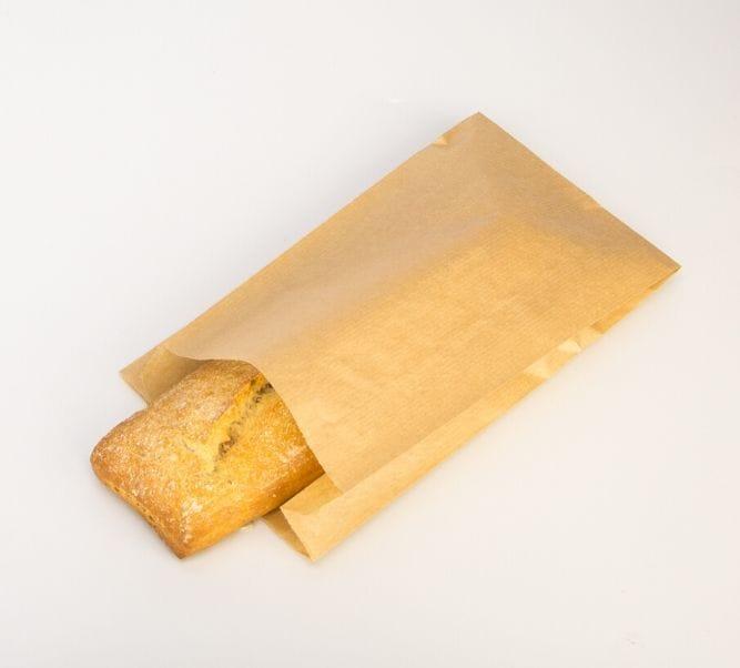 Comprar bolsas para pan de papel