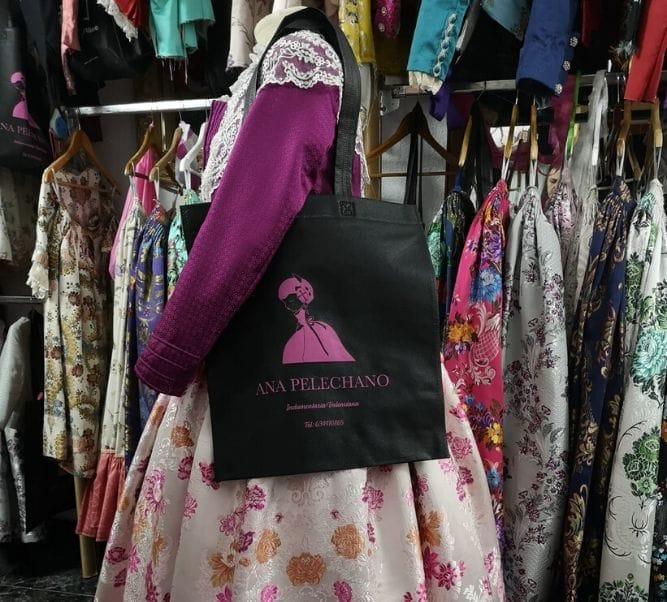 Bolsas para tienda de ropa personalizadas