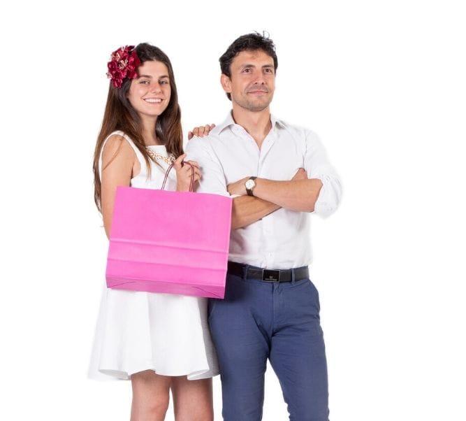 Bolsas para tiendas de ropa baratas