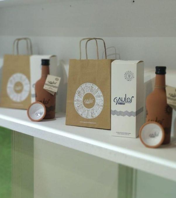 Bolsas de papel reutilizables