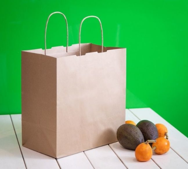Bolsa para comida barata