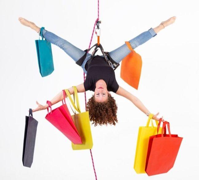 Cómo escoger una bolsa de tela