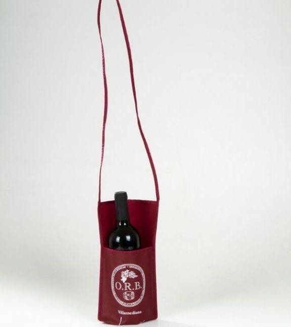 Bolsa para botella regalo