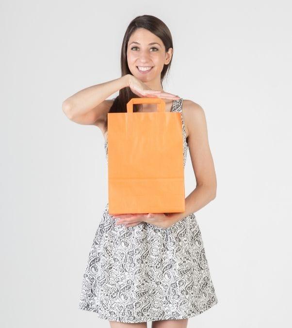 Bolsas baratas para tiendas