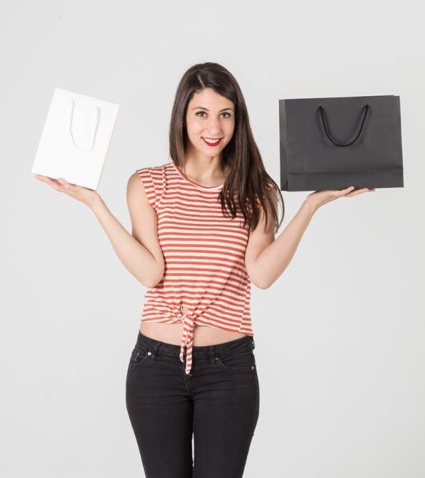 Venta de bolsas de lujo ecológicas
