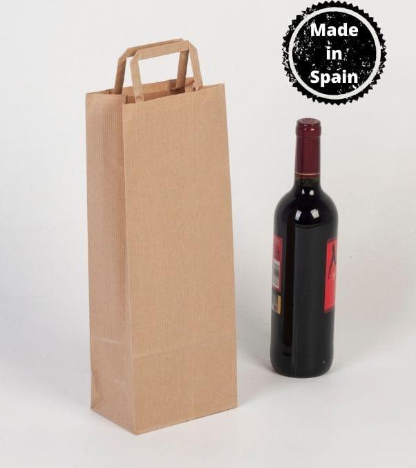 Bolsas para introducir botellas