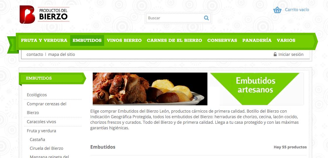 Tiendas de carne online