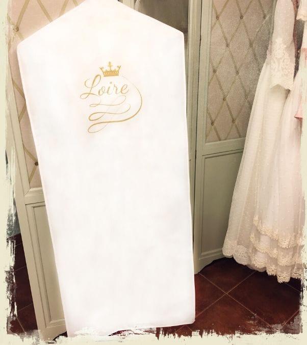 Fundas para vestidos de novia