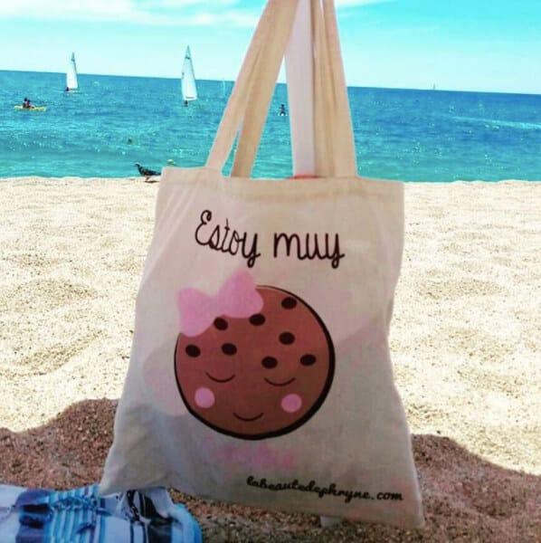 Tote bag con diseño