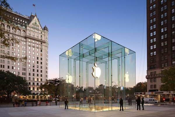 Diferencia entre tienda itinerante y pop-up store apple