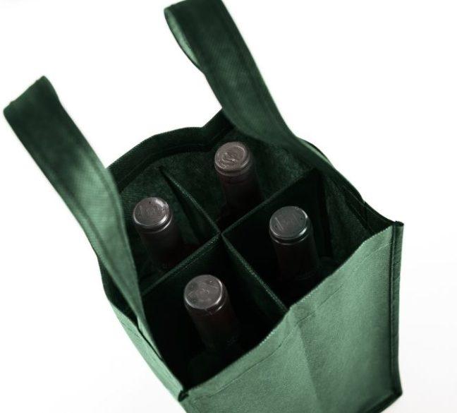 Comprar bolsas para botellas de vino