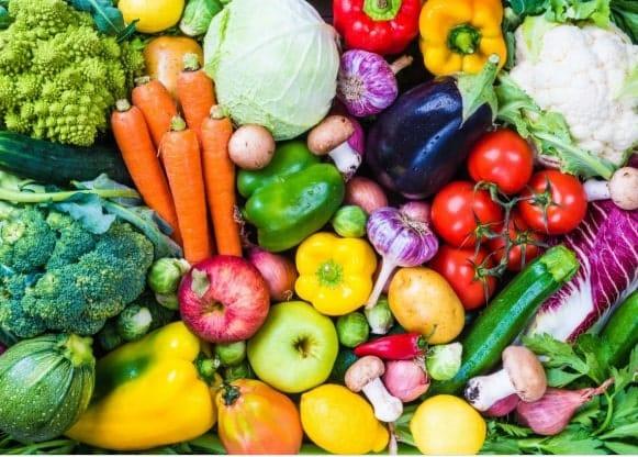 Productos de alimentación a domicilio