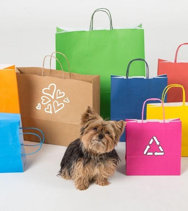 Comprar bolsas para comercios