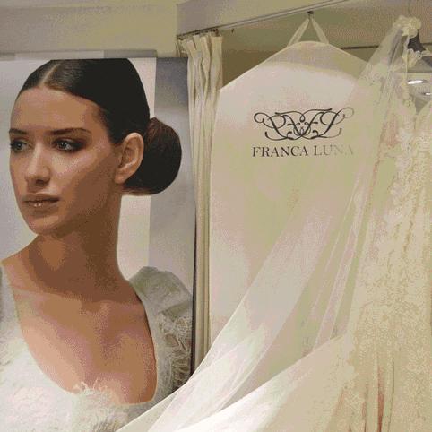 Guardatrajes para vestidos de novia