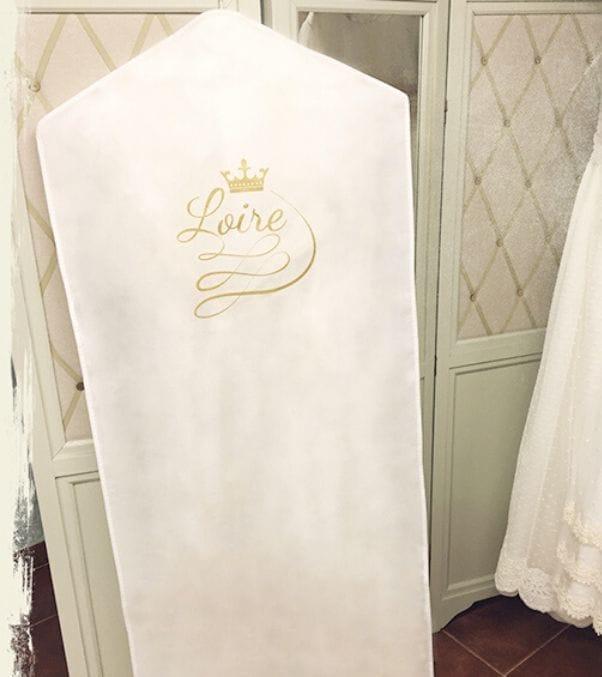 fundas para trajes de novia