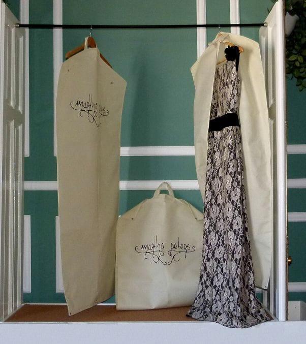 Guarda trajes para vestidos