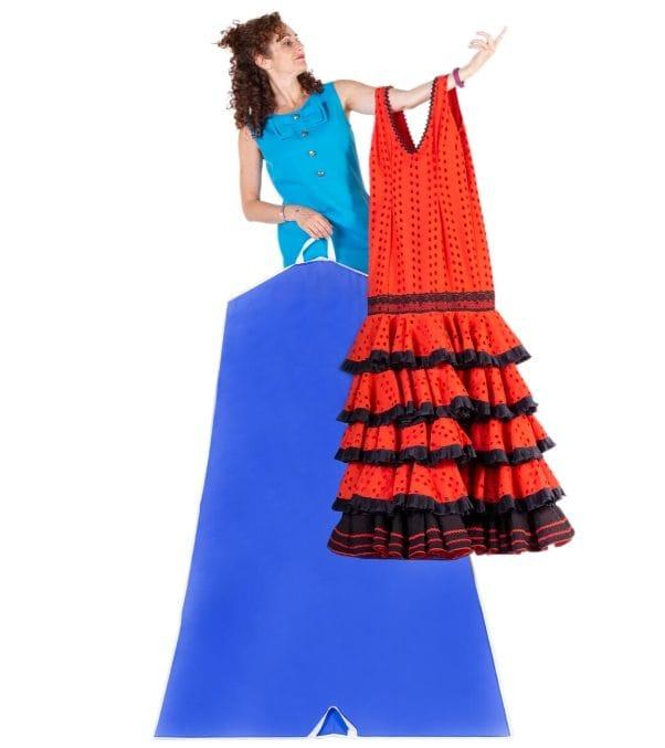 Comprar portatrajes de flamenca